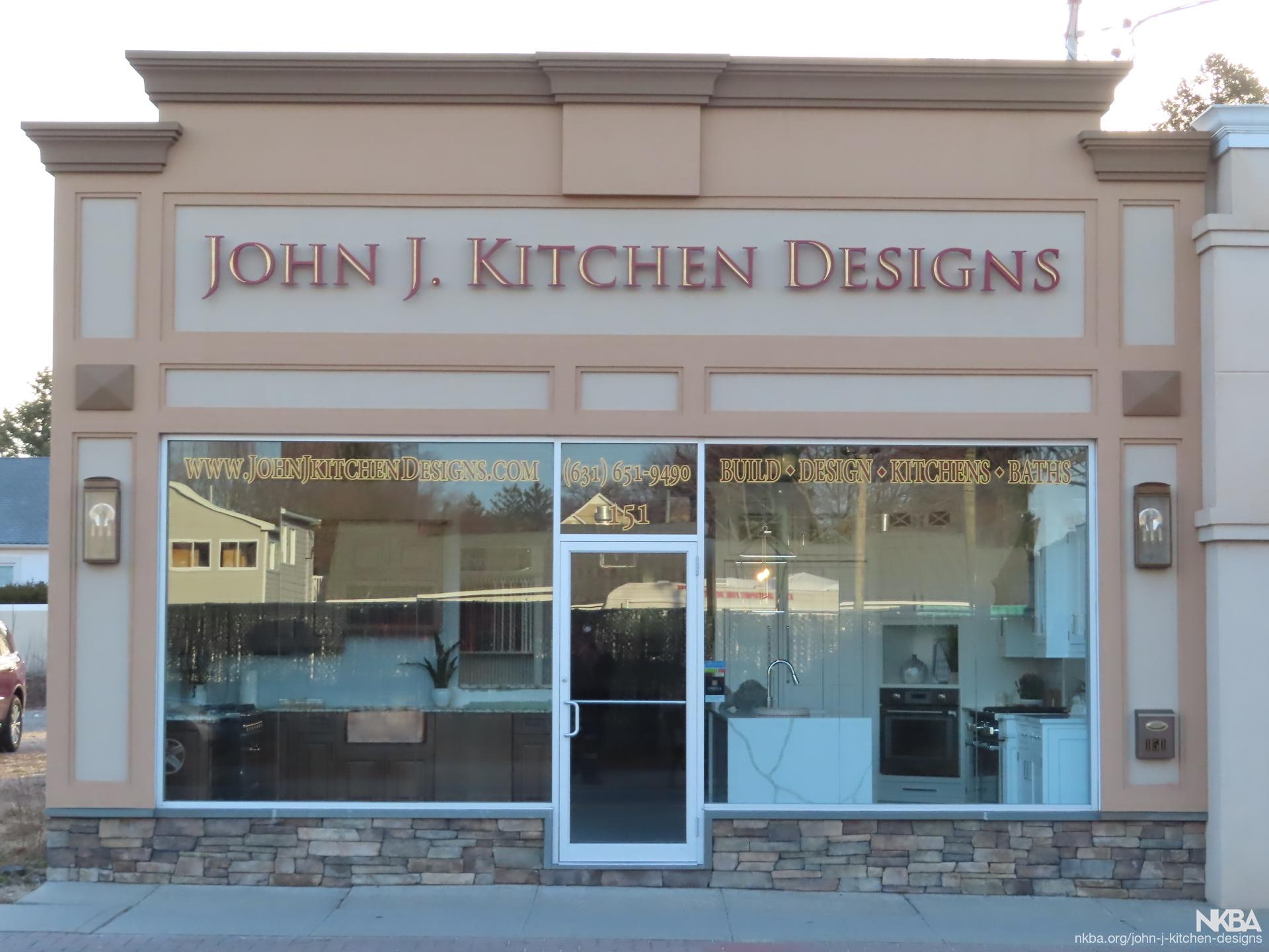 John J Kitchen Designs Nkba