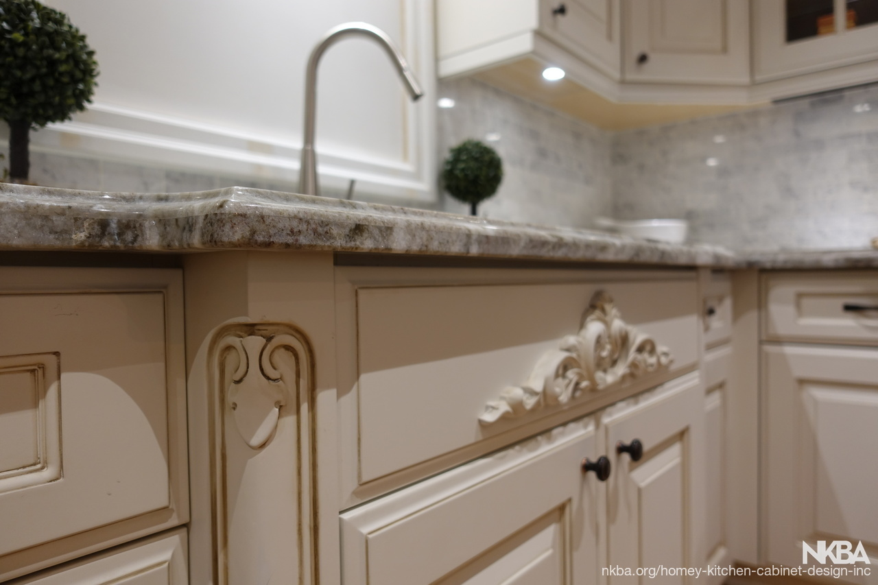 Antique Kitchen - NKBA