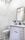 Stratton Mill Powder Room - Farmhouse - Bath