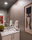 Chesley Lane Powder Room - 1 - Contemporary - Bath