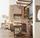 Rustic Global Spice Kitchen - Farmhouse - Kitchen