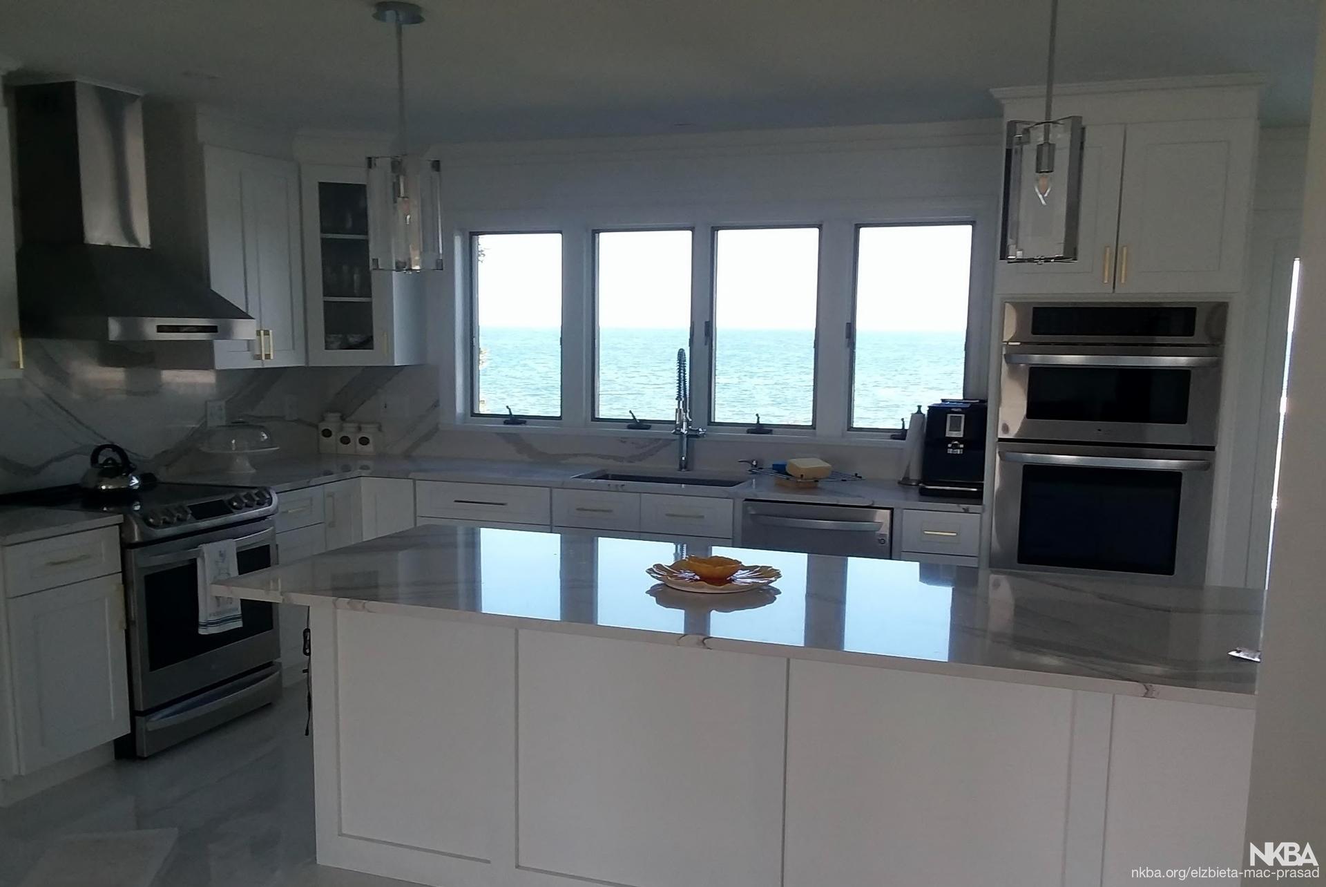 Lake House Kitchen Remodel Nkba