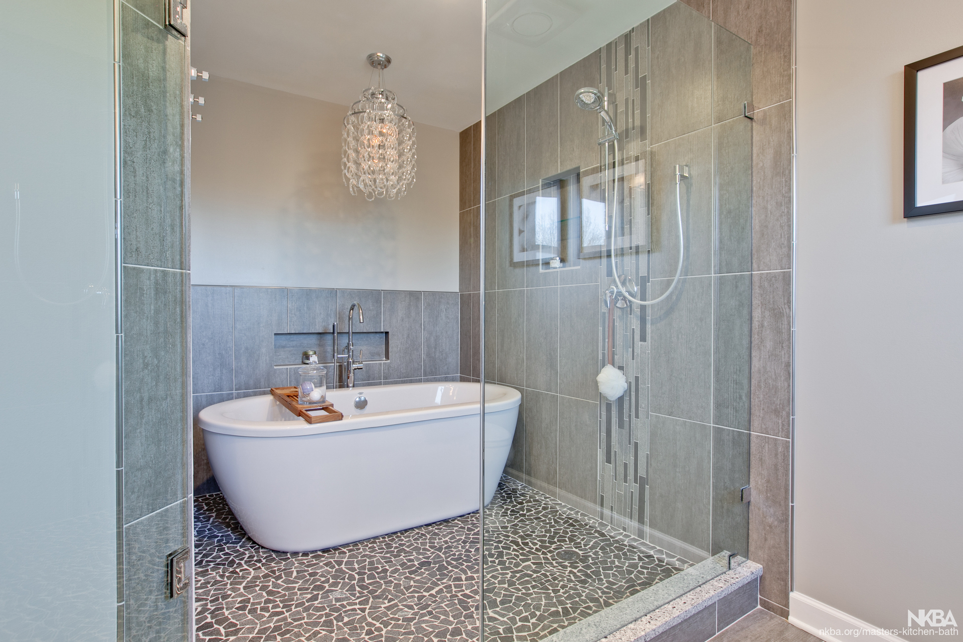 Bathroom Remodel By Masters Kitchen And Bath Nkba