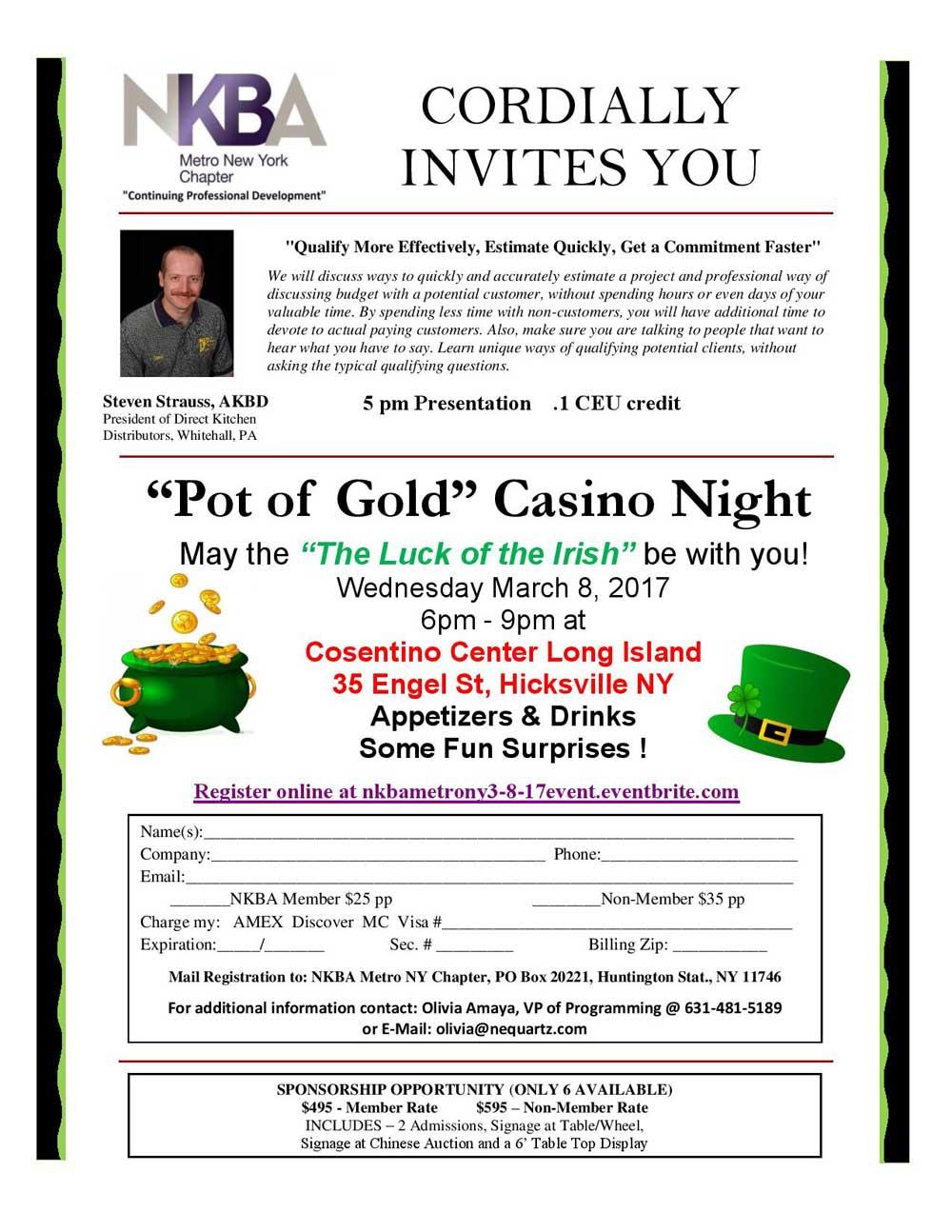 Pot Of Gold Casino