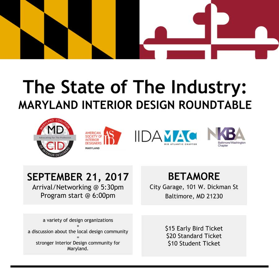 Baltimore-Washington Chapter Event