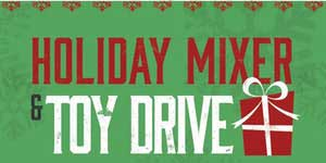 Holiday Mixer and Toy Drive