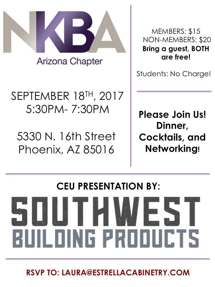 Arizona Chapter Event