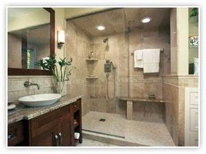 Amusing Bathroom Designs Earth Tones Pictures - Simple Design Home ...