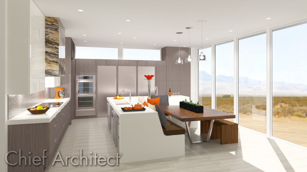 Chief Architect Softwareu0027s Newest Program Helps Designers Create Accurate  Designs And Realistic Renderings.
