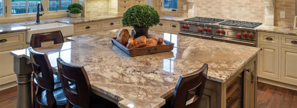 Genial Four Questions To Ask When Choosing Natural Stone Kitchen ...